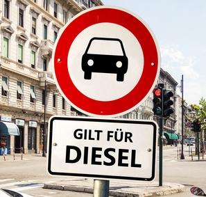 Auch in Frankfurt drohen ab 2019 strenge Fahrverbote für unsaubere Kraftfahrzeuge